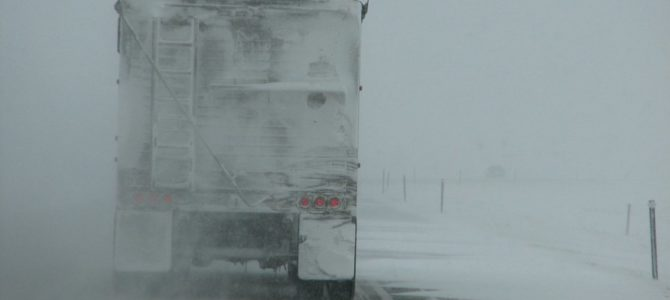 Lastvagnservice i Norrköping kan hålla din lastbil i toppskick, även vintertid