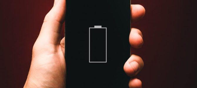 Dags att byta mobilbatteri
