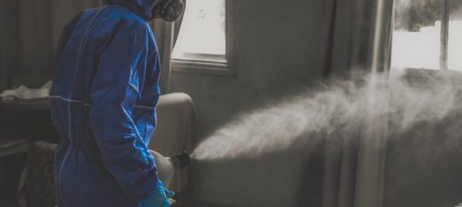 Med bra smittskyddsrutiner och virussanering håller vi oss friska från virusinfektioner